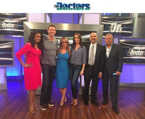 Dr. Rankin The Doctors TV Show